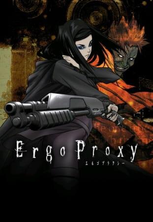 Ergo Proxy Poster