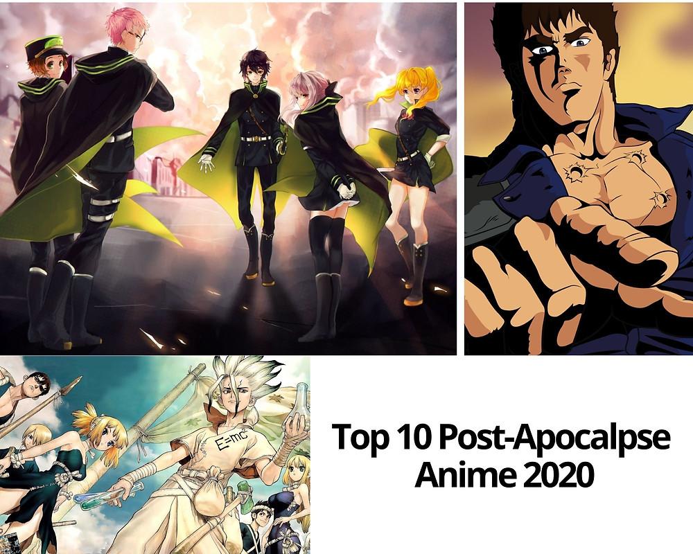 Top 10 Magic Anime 2020