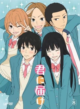 Kimi ni Todoke: From Me to You  Poster