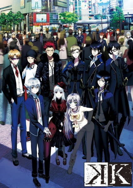 K-Project Poster