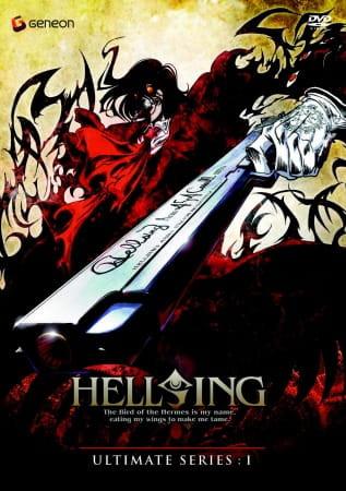 Hellsing Ultimate Poster