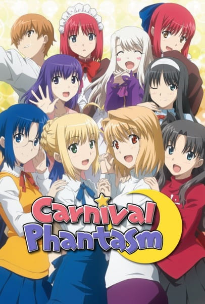 Carnival Phantasm Poster