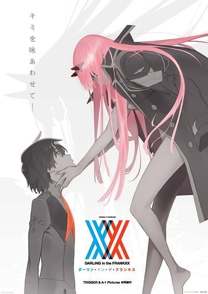 Darling in the FranXX Poster