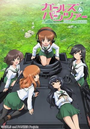 Girls & Panzer Poster