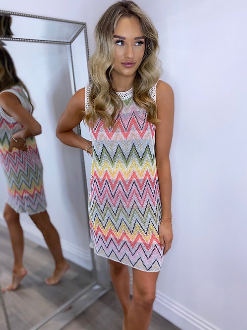 BELLA BEACH DRESS
