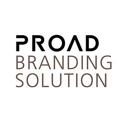 About Us 知本設計 logo Proad Branding Solution Proad Identity