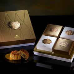 國賓大飯店 AMBASSADOR HOTEL 中秋禮盒設計