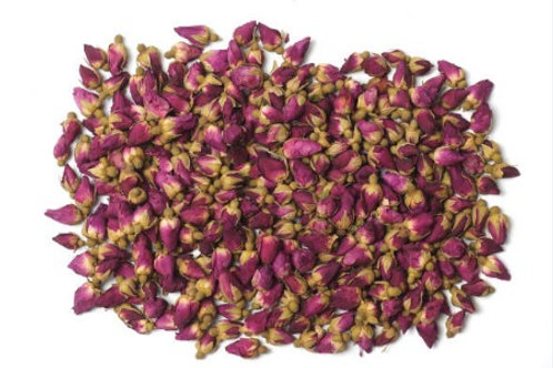 Capullos de rosa secos/Flores de rosa
