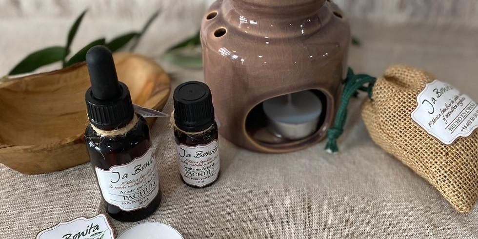 ¿Qué dos tipos de aceites esenciales usó Cleopatra?