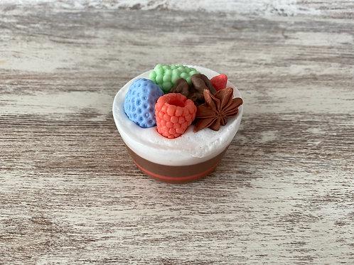 Cupcake de jabón - Jabón de glicerina