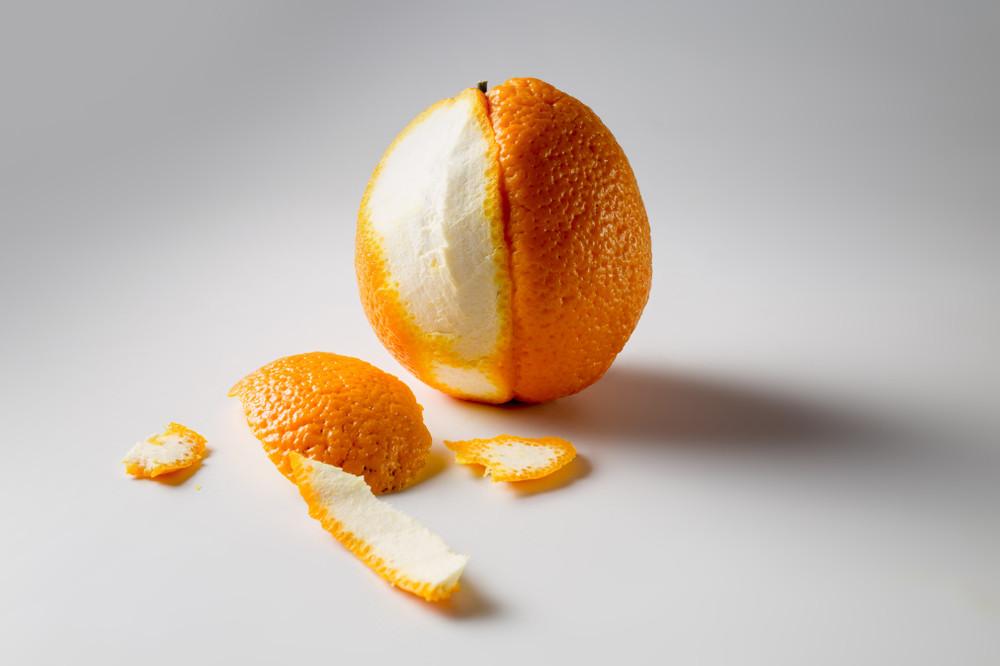 El aceite anticelulítico más famoso es el de naranja