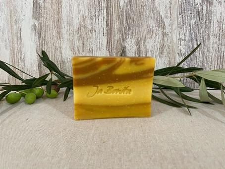 Handmade Orange Soap with Sea Buckthorn Oil - Entertaining, Helpful, Beautiful
