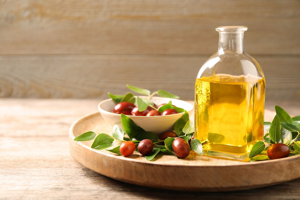 Las propiedades cosméticas del aceite de jojoba