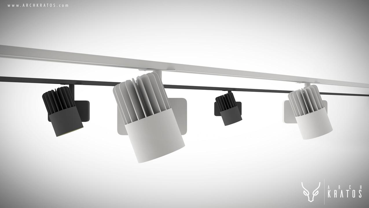 SIRIUS PRO - projetores integrados