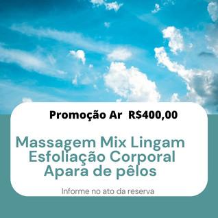 Promoção Ar R$ 400,00