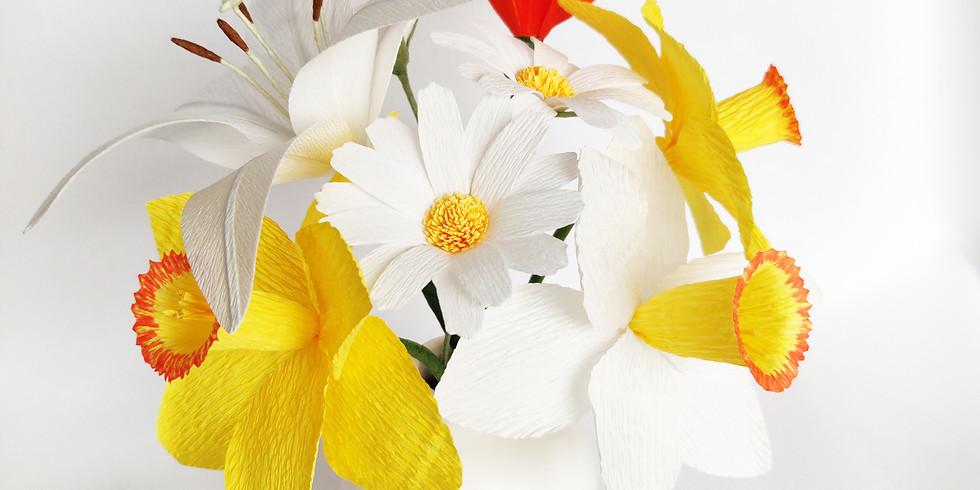 Spring Bouquet Workshop