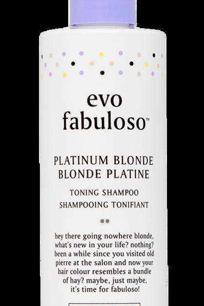 Fabuloso Platinum Blonde Shampoo