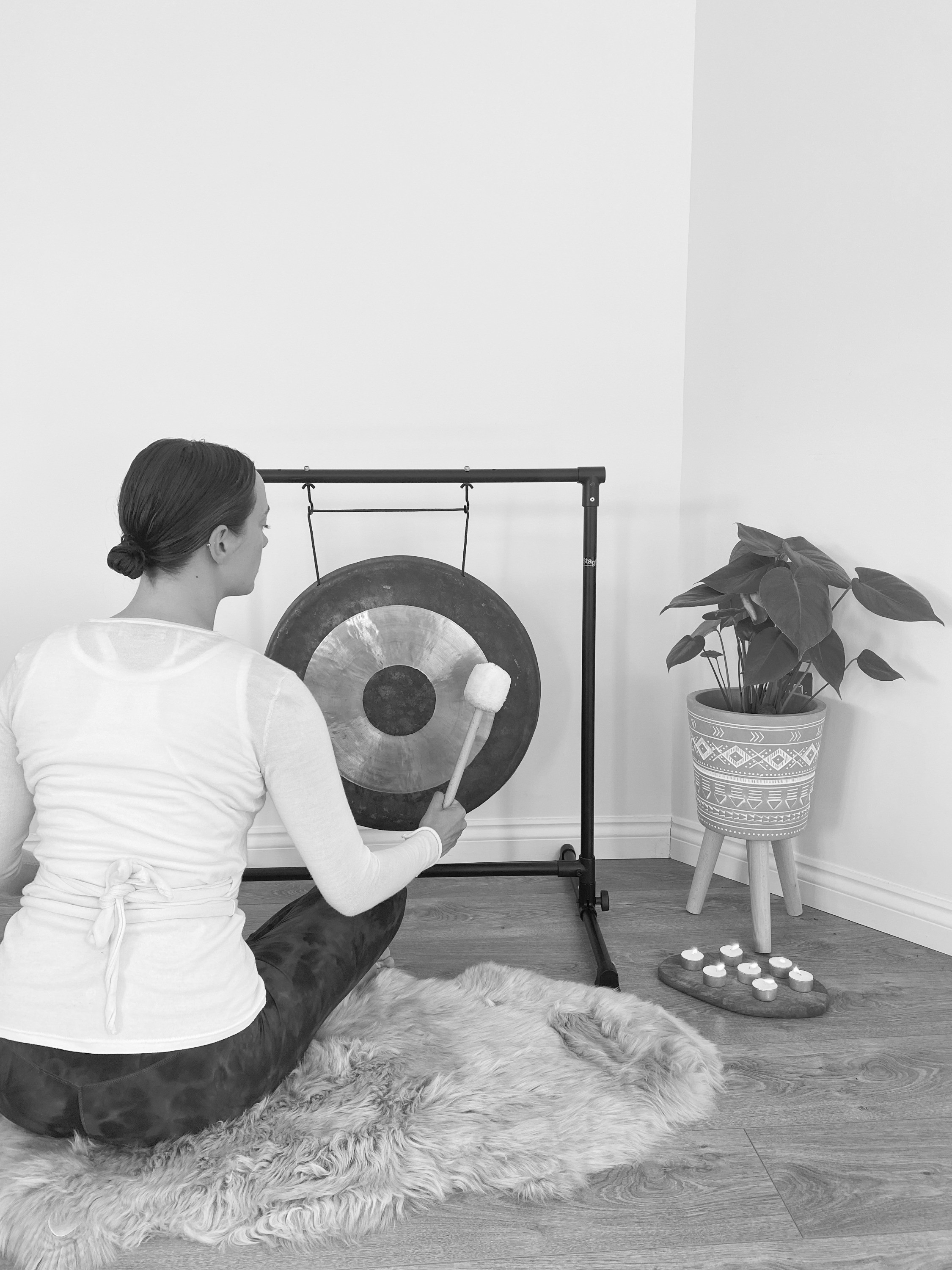 Gong Bath at Freedom Within Life