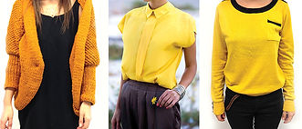 Yellow Fashion Fever