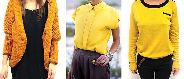 Yellow Fashion Fever