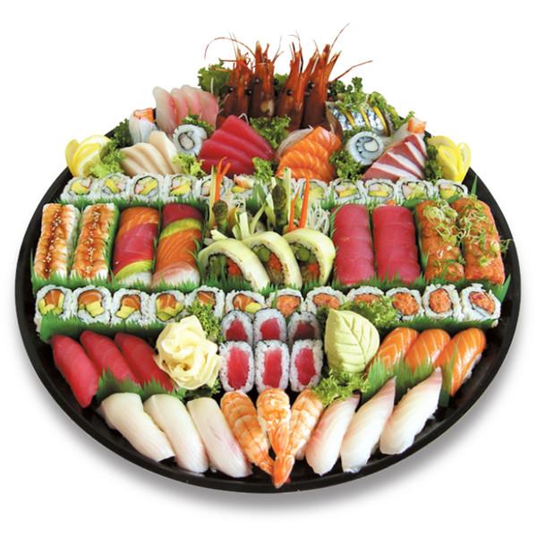 #11 -Sushi, Sashimi & Roll Combo (111 Pcs)