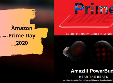 Amazon Prime Day 2020: Top 5 Product launches to buy.