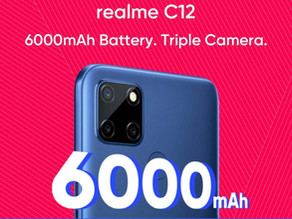Realme C12 is going to launch in India on August 18: All You Need to Know