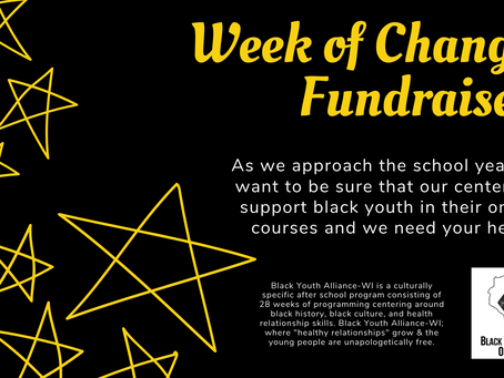 A Week of Change Fundraiser