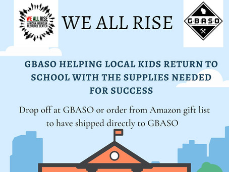 GBASO Back to School