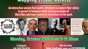 Black Men and Feminism Workshop
