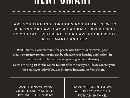 Rent Smart at We All Rise
