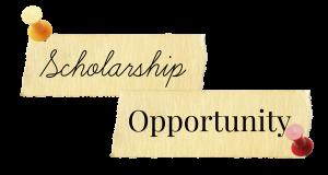 Ladder of Hope Scholarship Opportunity