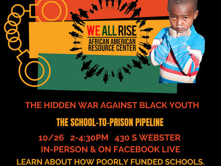 The Hidden War Against Black Youth