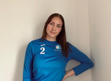 Laituri Milja Hytönen liittyy Jujun 1-sarjajoukkueeseen