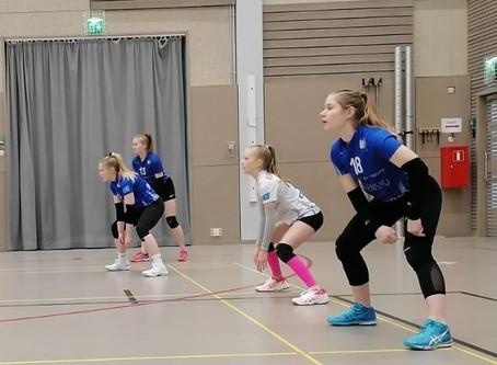 Jujun Veera Sinkkonen sai kutsun tyttöjen U15 maajoukkueleirille