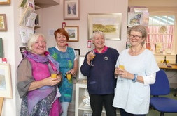 Left to right Louise Curnin Vicky Petrie Margaret Charmers Thelma Russell.jpg
