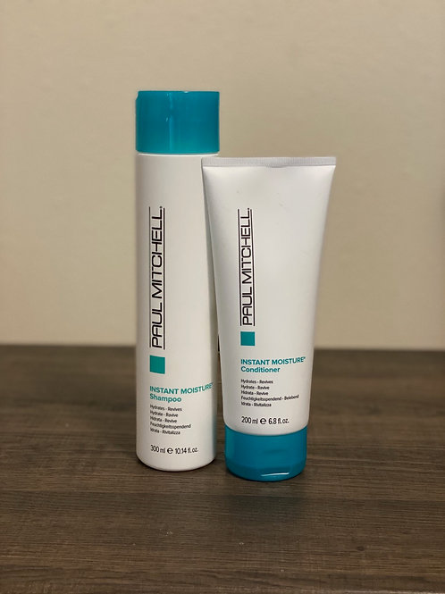 Instant Moisture Combo Shampoo and Conditioner