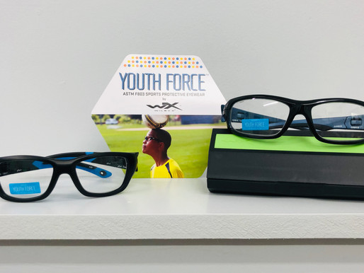 WileyX Youth Force now available @ Studio 20/20