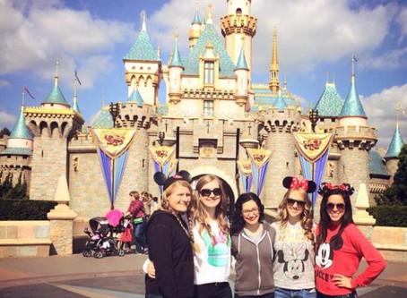 Days off at Disney!