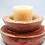 "Thumbnail: ""Red velvet double layer""- 1 piece: candleholder"