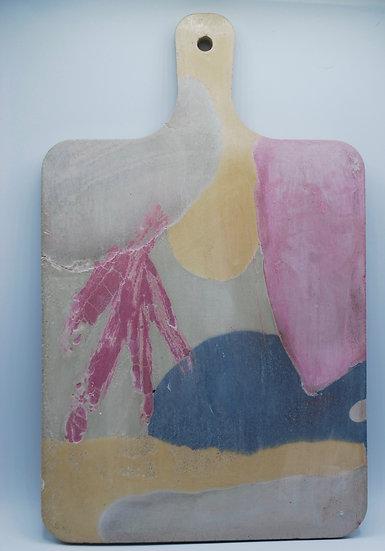 """Master Series: Matisse Cutouts""- 1 piece: tray/hanging art"