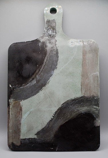 """Modern Art"": paddle-hanging art-stand: 1 piece"
