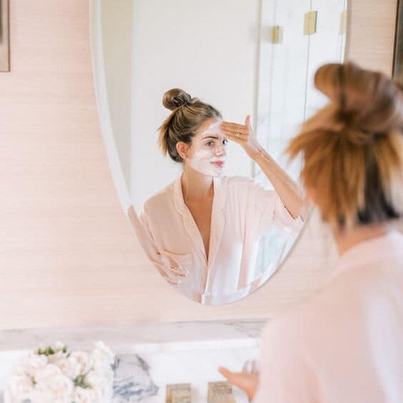At home beauty ideas