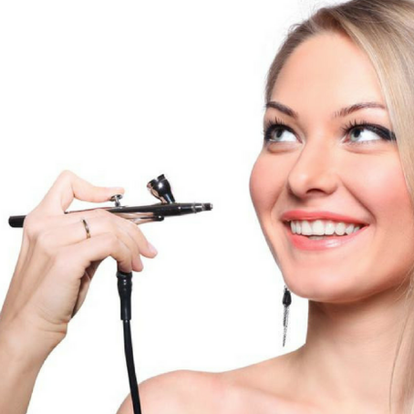 Airbrush makeup... whats the deal??