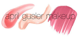 April Gusler Makeup logo, NH wedding makeup, bride, nh wedding, plaistow