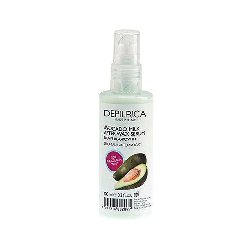 Pós-depilatório Hidratante – Sérum Leite Abacate 100 ml