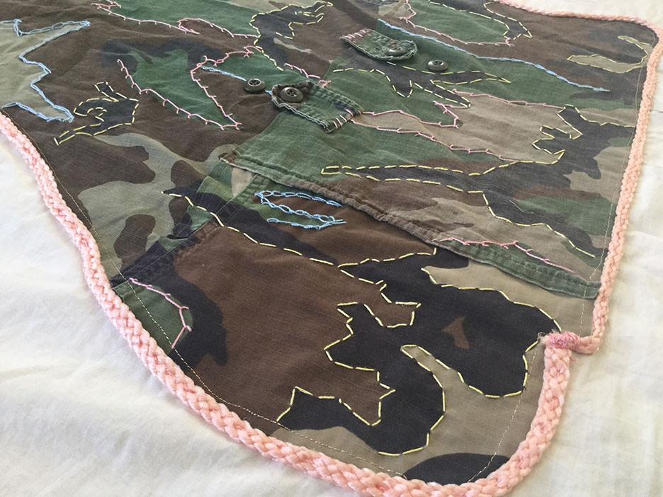 Security Blanket (detail)