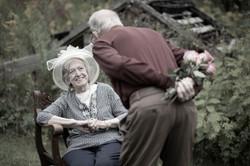 Elderly Shoot