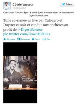 DigestScience Calogero Duytter