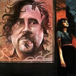 Hommage à Tim Burton